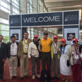 Colombian Coffee Growers Traveled to the SCAA Expo
