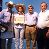 Astrid Medina, de Planadas, Tolima, ganadora de Taza de la Excelencia 2015