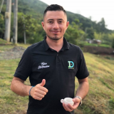 Diego Bermúdez, an innovative cupper-producer of highest quality coffee