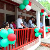 Finalizó la reconstrucción de viviendas cafeteras en la zona rural de Gramalote