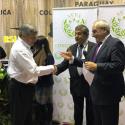 Almacafé recibe las medallas de bronce y gourmet en concurso de café tostado en París