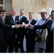 Países cafeteros hacen llamado a sumar esfuerzos en favor de sostenibilidad del productor