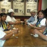 Productores arhuacos de la Sierra Nevada valoran rediseño de tienda Juan Valdez® Café