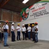Federación logra reducir costo de fertilización, con la primera planta de mezcla física