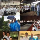 Comité Directivo de la FNC y Contralor General de la República visitaron Cenicafé