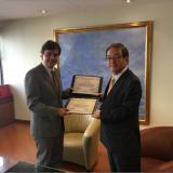 FNC recibe donación de Mitsubishi Corporation para Programa de Familias Guardabosques