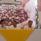 Café de San Antonio, el mejor en Feria de Planadas