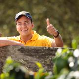 Trabajando por la sostenibilidad del café en Colombia