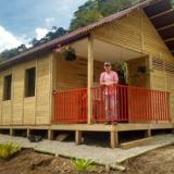 FNC y Corona presentan prototipos de vivienda rural cafetera construidos en tres zonas del país