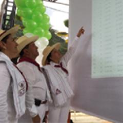 Caficultora de Tolima recibió en subasta CoE 10 veces el precio de mercado por su café