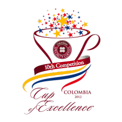 The best Colombian coffee in 2012 was selected