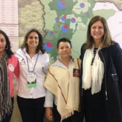 Global Leaders Praise Café de Colombia's Work on Gender Equity