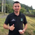 Diego Bermúdez, an innovative cupper-producer of highest quality coffee