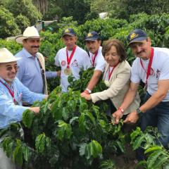 Antioquia, Cauca, Casanare, Cundinamarca y Quindío  ganadores del 2º Concurso Nacional de Calidad