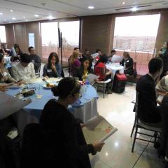 Equipo de comunicadores de la FNC construye conjuntamente hoja de ruta para el 2016