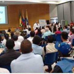 Comité Departamental del Cauca firma convenio que beneficiará a 1.467 caficultores de la región