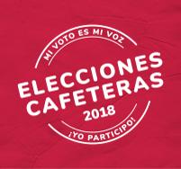 Elecciones Cafeteras 2018