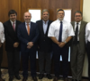 Historic visit of the FNC CEO to Brazil