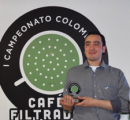 Nicolás Rico is the first Colombian Brewer Champion